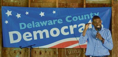 Delgado, Metzger headline barbecuefor Delaware Dems