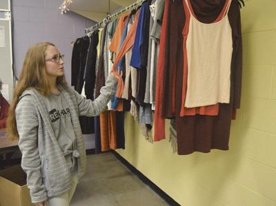Student consignment shop gives old clothes new life