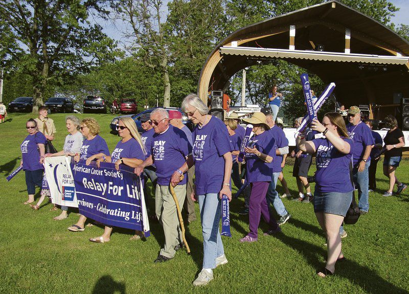 Cancer survivors lauded at 15th Relay for Life