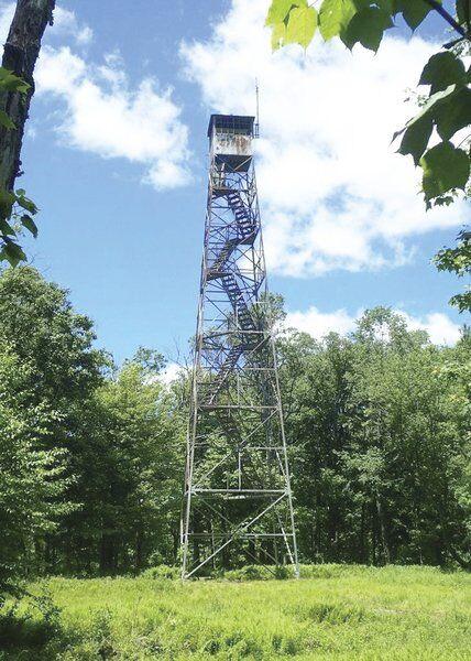Tompkins gets $4K grantto repair historicfire tower
