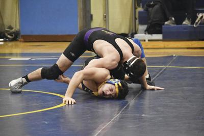 Oneonta wrestling falls to Duanesburg