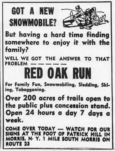 Backtracking: In Our Times: Local snowmobilers proved helpful during 1969 snowstorm