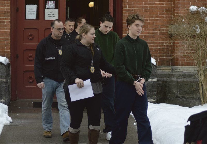 Teen murder suspect posts bail, goes home to parents