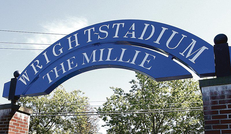 HartwickCollege honors donors with sign at athletic field