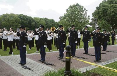 Memorial Day programs planned across the area
