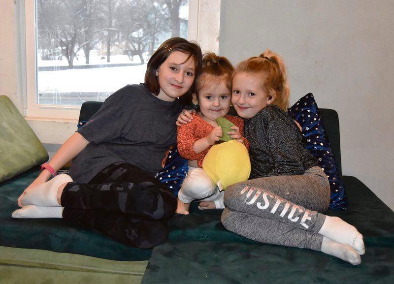 Schoharie girl'splushlemonsaid kids with hearingloss
