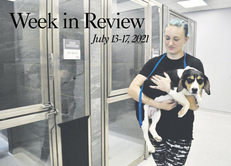 Week in Review: July 13-17-2021