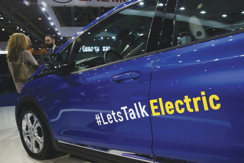 Electric Car Tax Credit Should Be Taken Off The Road
