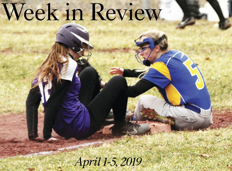 Week in Review: April 1-5, 2019   Local News   thedailystar com
