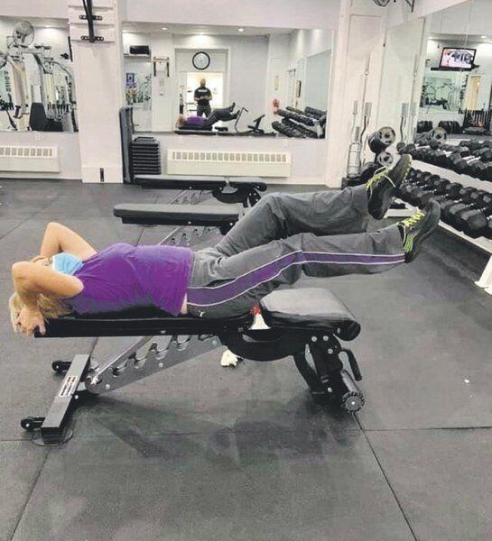 Fitness resolutions adaptduring pandemic