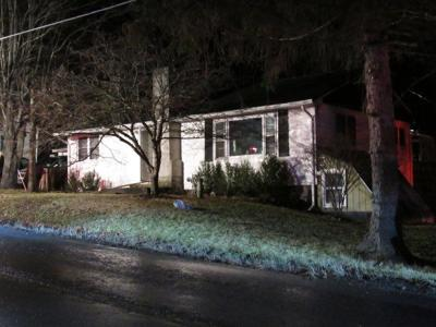 Fire damages Oneonta home