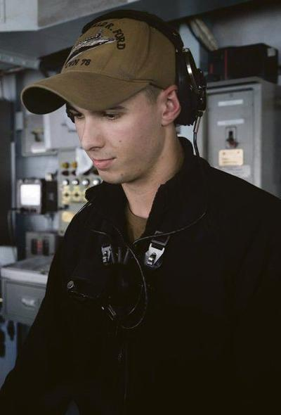 Local seaman earns Navy honor for extra effort