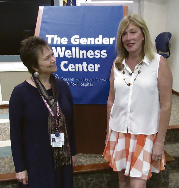 Bassett welcomes transgender doctor for talk