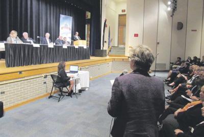 Farmers give input on federal farm bill