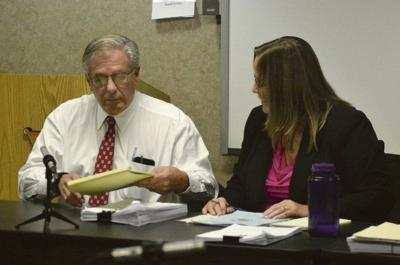 Prosecution rests in suspended Delaware County official's hearing