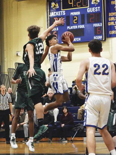 Wooden's 33 points help Oneonta boys open with win