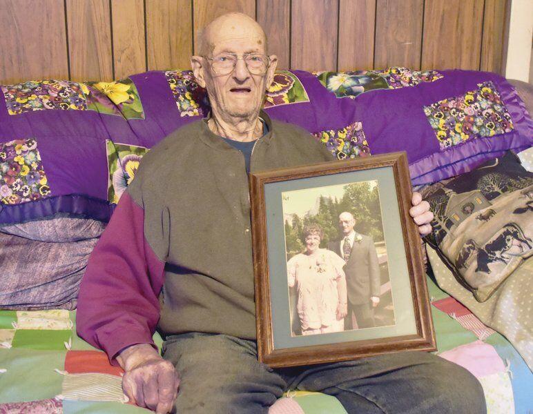 Long Eddy manto celebrate100th birthday next week