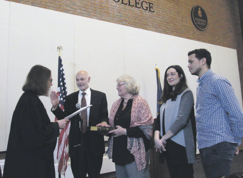 Oneonta Dems sworn in to office | Local News | thedailystar.com