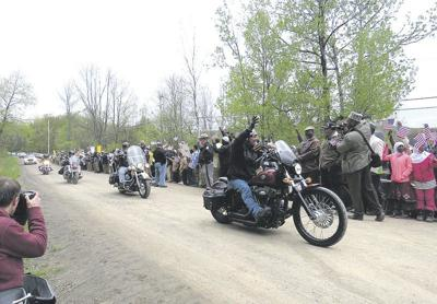 Hundreds gather to support Islamberg
