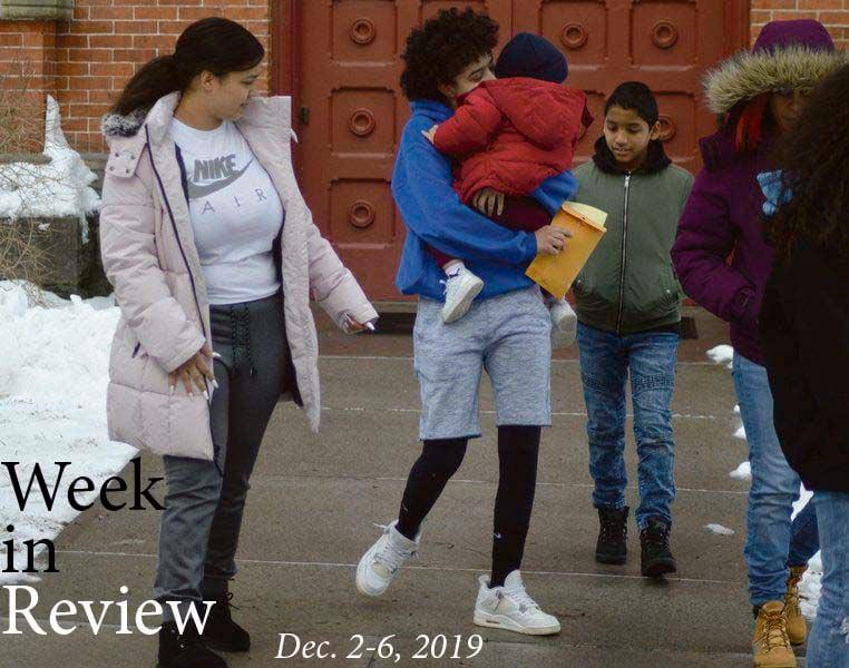 Week in Review: Dec. 2-6, 2019