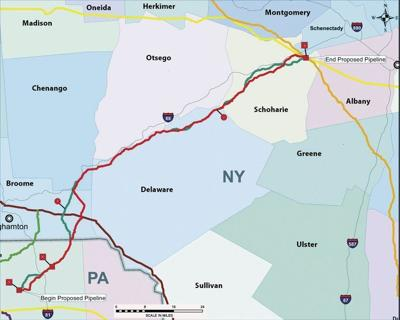 FERC withholds pipeline data from county