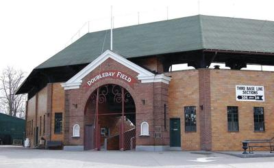 Backtracking: The Early Years: Oneontan christened Doubleday Field with first home run in 1939