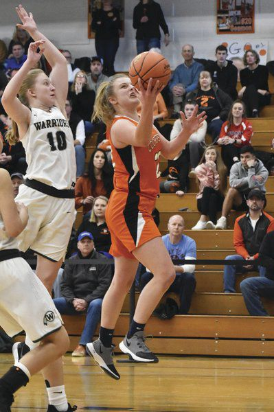 All-area girls basketball team includes 25 local athletes