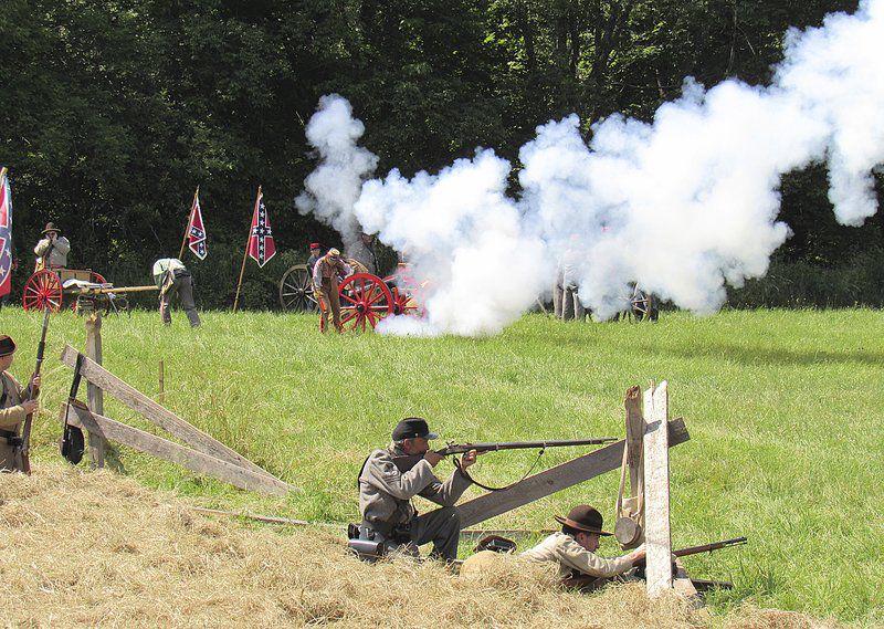 Civil War 'battles' heat up weekend | Local News