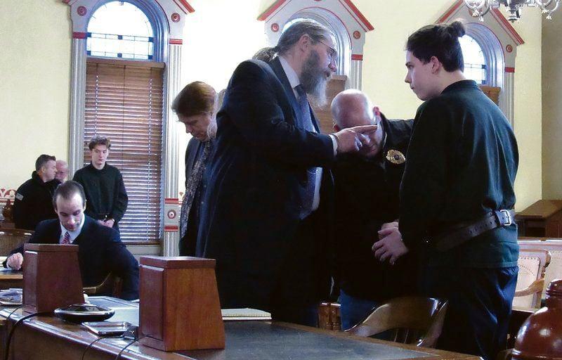 Defendants offered pleas in Worcester murder trial