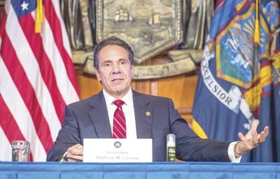 Cuomo:'Very dangerous'phase of pandemic is here