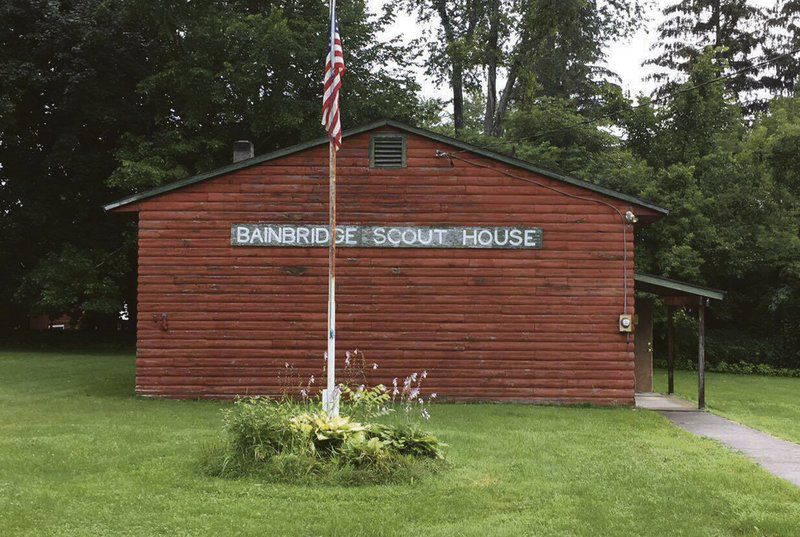Community center to replace scout house