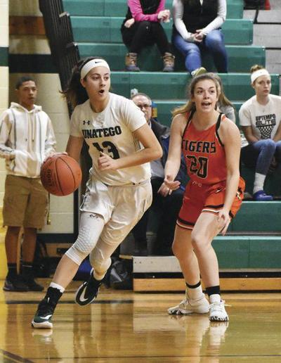 Unatego girls top Union-Endicott at home
