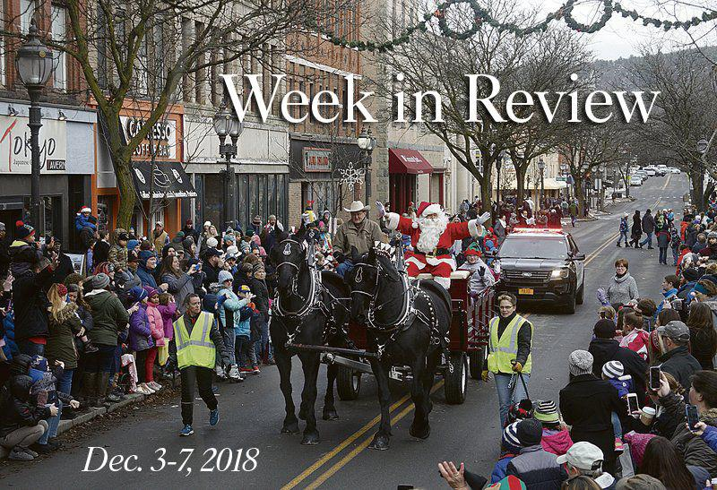 Week In Review Dec 3 7 2018 Local News Thedailystar