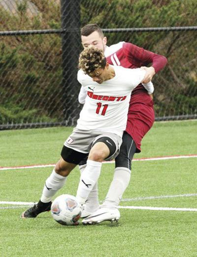 Oneonta men blow out Potsdam, 9-1; women defeated in double overtime
