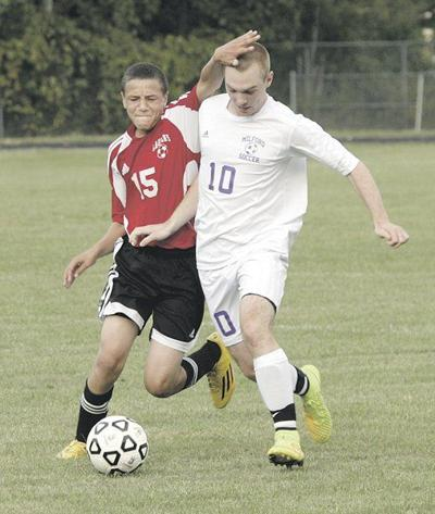 CV-S boys remain perfect with 1-0 defeat of Morris