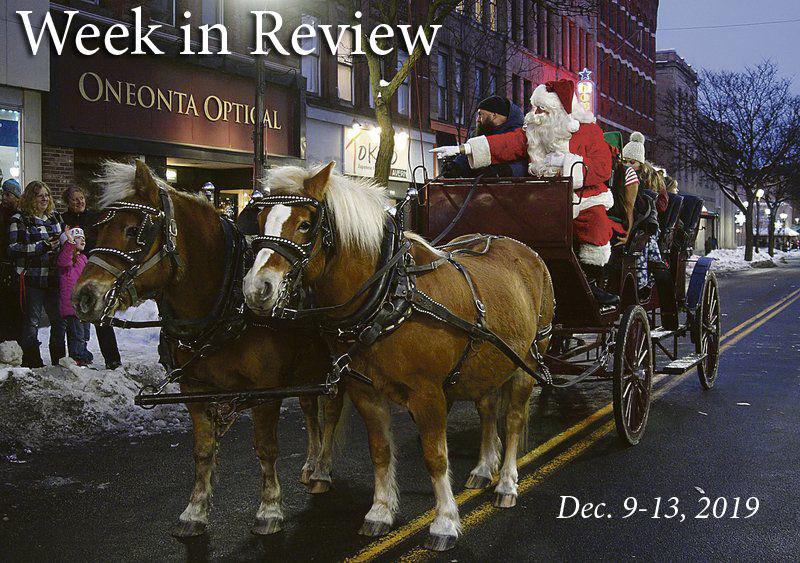 Week in Review: Dec. 9-13., 2019