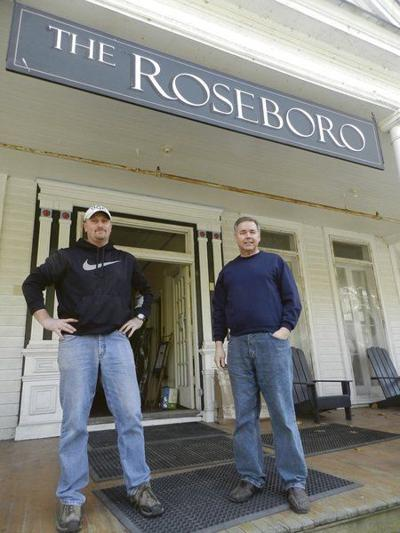 Renovator gives new lease on life to long-dormant Sharon Springs hotel
