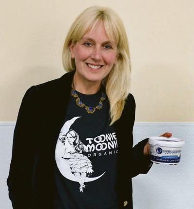 Localwoman's organic marshmallow creme takes off