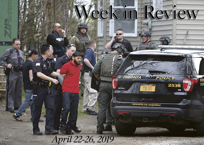 Week in Review: April 22-26, 2019 | Local News
