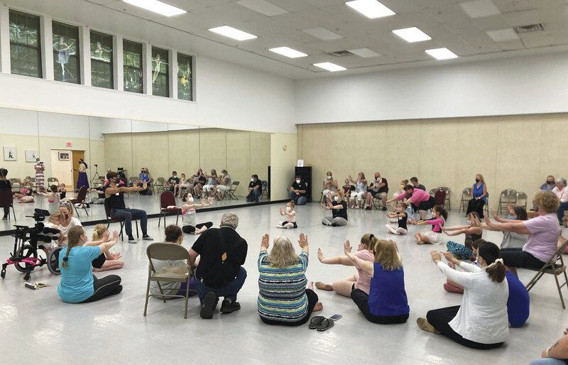 NYC Ballet hosts disability-friendly workshop for kids