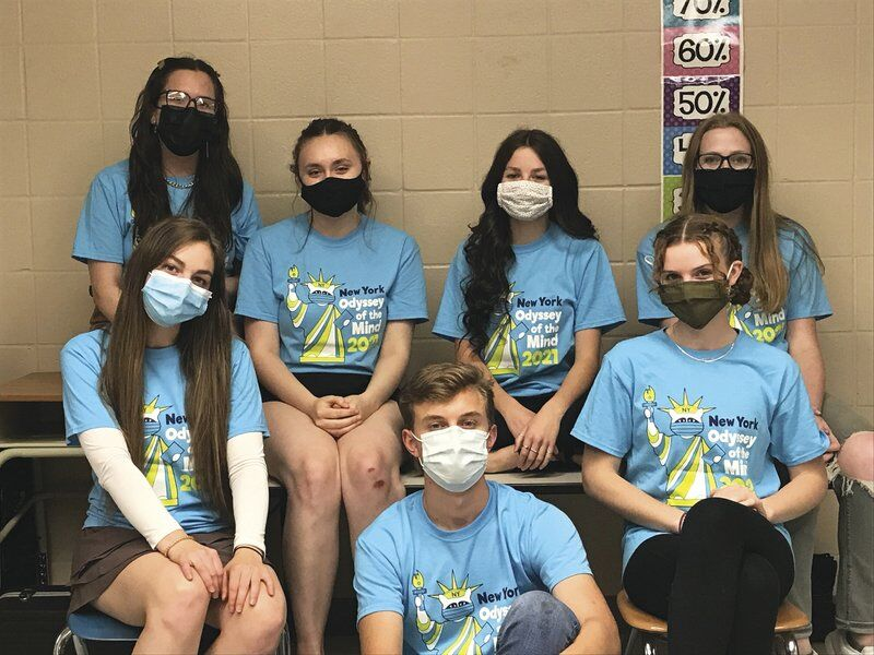 On the Bright Side: With virtual first place, S-E Odyssey of the Mind team heading to World Finals