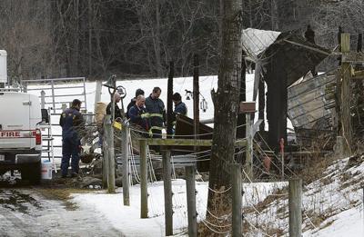 Police probe barn fire, death in Oneonta