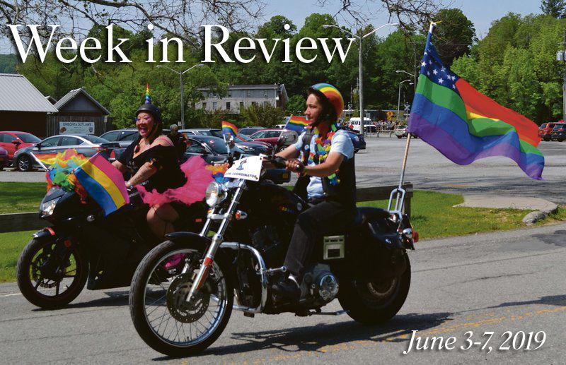 Week in Review: June 3-7, 2019