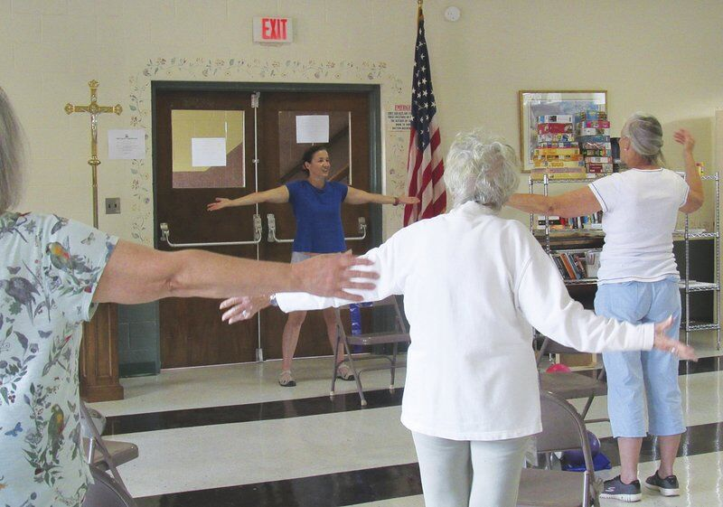 Senior center adapts to COVID to keep visitors safe