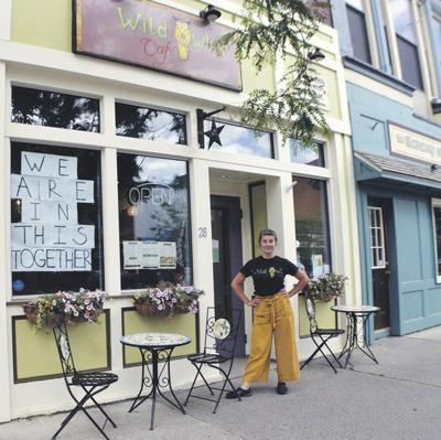 Wild Owl Cafe emphasizes local foods in Norwich