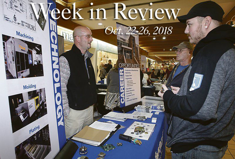 0e6200060e57 Week in Review: Oct. 22-26, 2018 | Local News | thedailystar.com