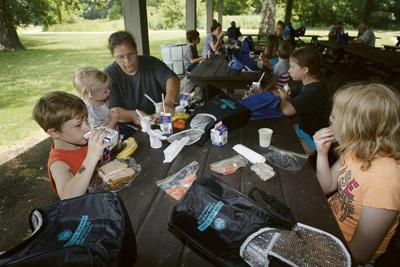 With school out, programs fill summer lunch void