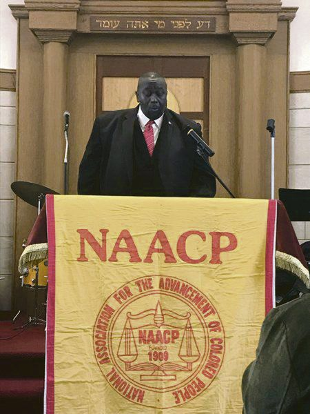 Local NAACP chapter: Come celebrate Dr. King's legacy