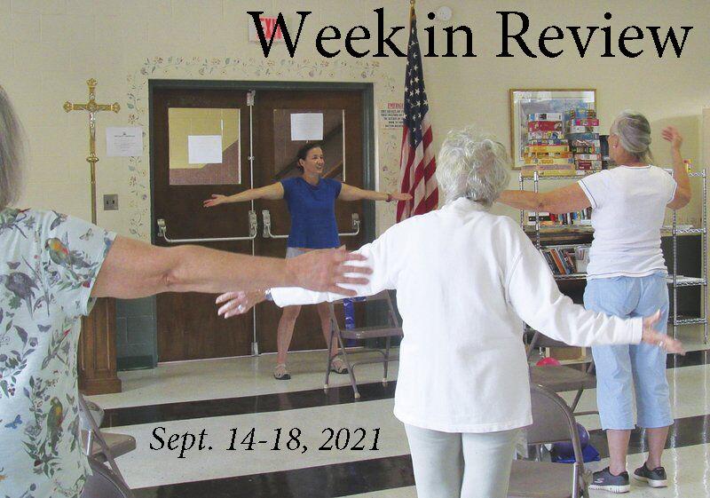 Week in Review: Sept. 14-18, 2021