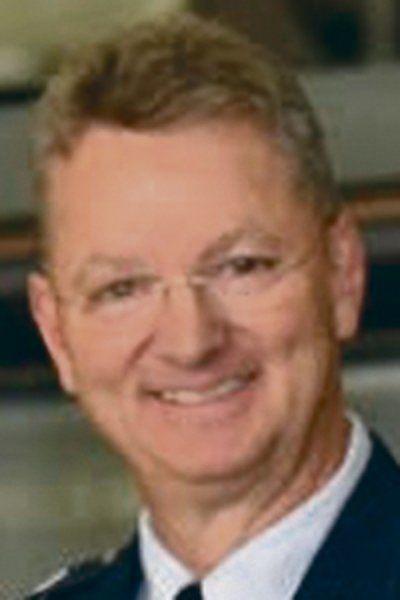 Retired general to run against Rep. Delgado